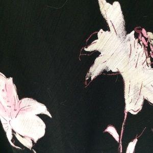 Laura Fontine Skirts - Laura Fontina Flowered Skirt Set